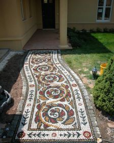 Mosaic Patio 65